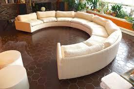 thayer coggin circular sectional sofa