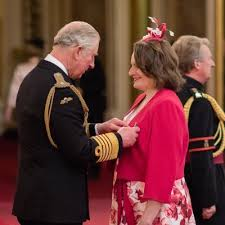 """Jennie Johnson MBE on Twitter: """"Alan, this lady is amazing and ..."""