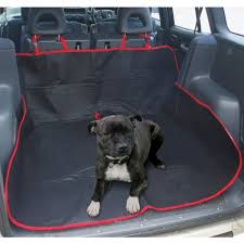 streetwize pet vehicle boot liner for