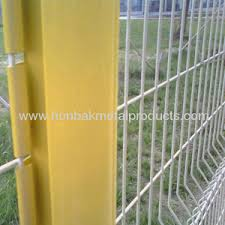 Black Welded Wire Fence Mesh Panel From China Manufacturer Hebei Honbak Metal Products Co Ltd