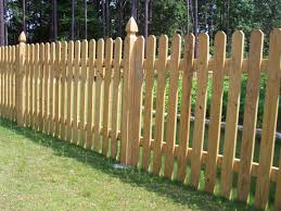 Wood Fence Gothic Wood Fence Pickets