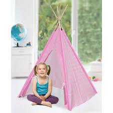 American Kids Teepee Play Tent Available In Multiple Prints Walmart Com Walmart Com