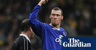 The night Duncan Ferguson became the legend before he became the player |  Football | The Guardian