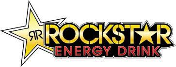 Rockstar Sticker Decal Different Sizes Energy Drink Car Bumper Window Bar Energy Logo Rockstar Energy Logos