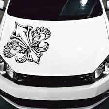 Fleur De Lis Saints French New Orleans Pride Symbol Football Vinyl Decal Sticker Ebay Car Decals Fleur De Lis Skull