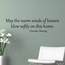 Warm Winds Of Heaven Gabriola Wall Quotes Decal Wallquotes Com