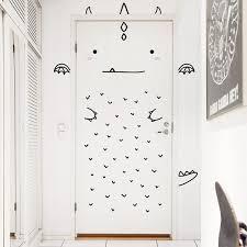 Aaron The Charming Dragon Door Decal Wall Decal For Doors Windows Or Closets Nursery Decor Dragon Vinyl Sti Door Stickers Door Decals Animal Wall Decals