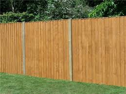 Feather Edge Fence Panel 6ft X 6ft 1 8m X 1 8m Turnbull