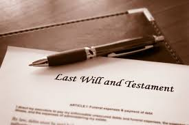 electronic wills a bad idea from