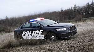 Interceptor Sedan Taurus Police Vehicle Graphics Decal Kit Fs 9