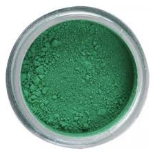 Rainbow Dust IVY GREEN 100% edible powder cake icing colour from £1.66