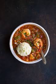 Whole30 Instant Pot Seafood Gumbo ...