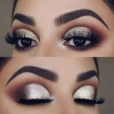glam makeup inspirations for holiday