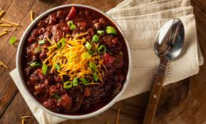 hearty ground beef chili recipe