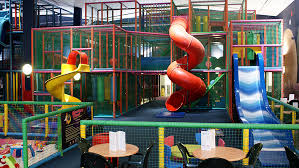 the adventure zone soft play and party