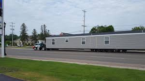 much does it cost to move a mobile home