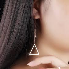 drop earring women long dangle earrings