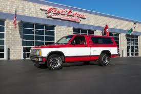 1992 Chevrolet S10 Fast Lane Classic Cars