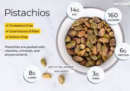pistachio nutrition facts and health