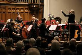 Manitoba Chamber Orchestra's Managing Director Vicki Young was on ...