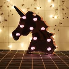 Decorative Led Marquee Lights Light Up Modeling Lamp For Kid Birthday Gift Home Child Room Wall Decor Night Lights