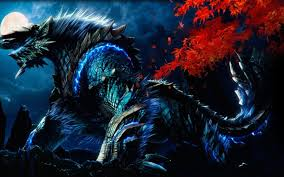 127 monster hunter hd wallpapers