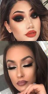 daytime and dramatic eye makeup ideas