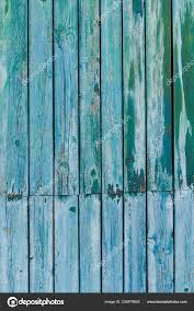 Rustic Wooden Fence Texture Background Green Blue Colors Stock Photo C Mashimara 238478882