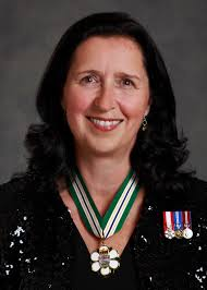 2012 Recipients: Tricia Smith – Vancouver : Order of BC