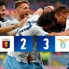 Genoa-Lazio 2-3, vittoria col brivido per Inzaghi: Juventus di ...