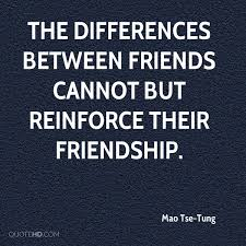 mao tse tung friendship quotes quotehd