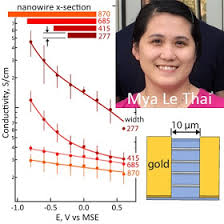 My Thoughts on Technology and Jamaica: How University of California, Irvine Mya  Le Thai made Gold nanowire in Li-Ion Batteries last Forever
