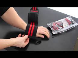 how to use wrist wraps you