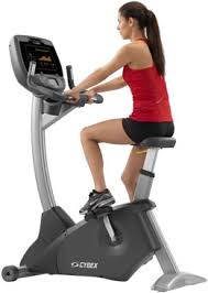 ing an exercise bike