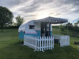 Do You Want A Vintage Camper Trailer Awning Sew Country Awnings
