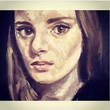 self portrait by Eleanor Johnson (With images)   Portrait, Self ...