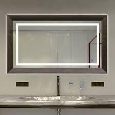 กรอบกระจกเงา led แบบไม ม ขอบ frameless