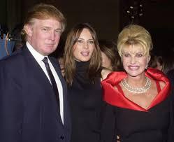 Melania Trump Is Now Fighting With Ivana Trump | Vogue