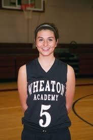 Abby Olson - Girls Basketball - Wheaton Academy Athletics