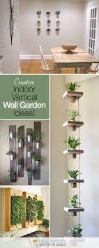 indoor vertical garden planter