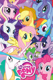 my little pony wallpaper shared by