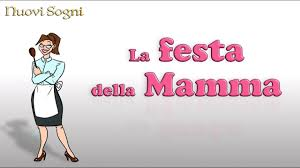 La festa della mamma - Mamma - YouTube