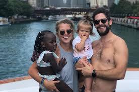 Thomas Rhett and Lauren Celebrate Ada James' 1st Birthday