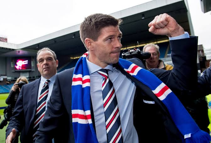 Image result for gerrard rangers""