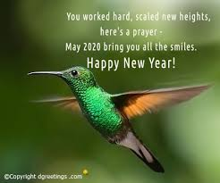 express your emotions through these various new year greeting