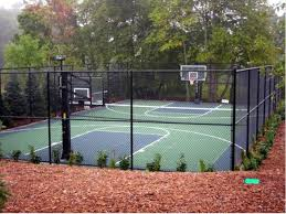 Full Outdoor Court American Traditional Garden Other By Versacourt