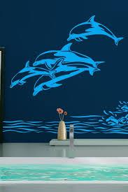 Wall Decals Dolphins Walltat Com Art Without Boundaries