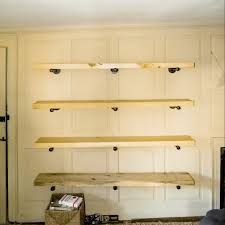 Kids Bedroom Storage Solutions Week One Wall Mounted Book Shelf The Farmhouse Life