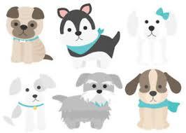 Cute Dogs Wall Stickers Ebay