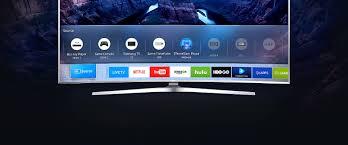Cách tải ứng dụng cho smart TV Samsung?